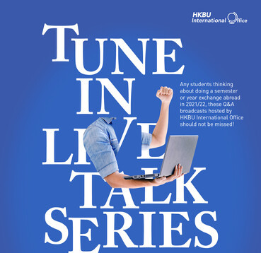 Tune in Live Talk Series - Study in France/Germany