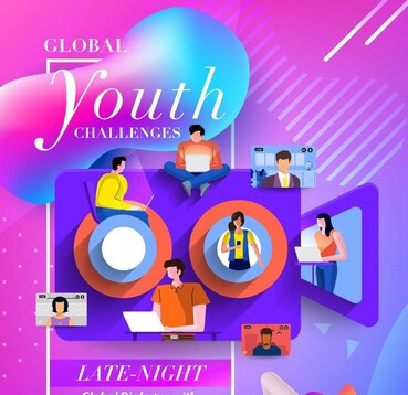 [CCL - 8 OCT] Global Youth Challenges - Late-Night Global Dialogue with Georgia College & State University Peers