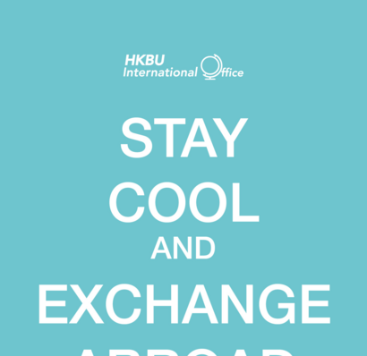 Stay Cool and Exchange Abroad